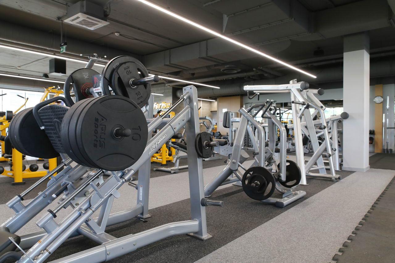 Klub GymForYou Katowice - Siłownia i Fitness